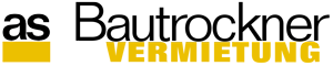 logo as Bautrockner Vermietung