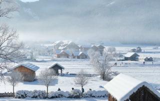 Wasserschaden im Winter vermeiden