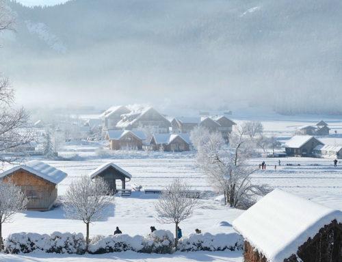 Ohne Wasserschaden durch den Winter